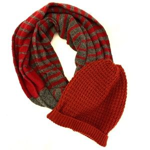 Infinity Scarf & Beanie Combo